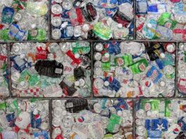 Aluminium can recycling