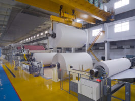 Nine Dragons Paper mill
