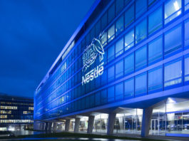 Nestle headquarters Switzerland