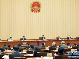 China solid waste law