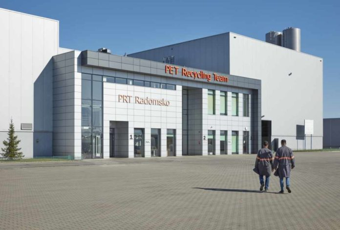 ALPLA rPET plant in Poland