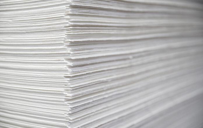 Paper pulp