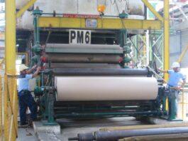 Vietnam paper mill