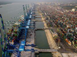 Port Kelang Malaysia