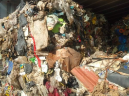 Italian waste in Tunisia