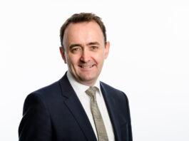 Biffa chief executive Michael Topham