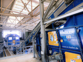 FCC LDPE recycling plant
