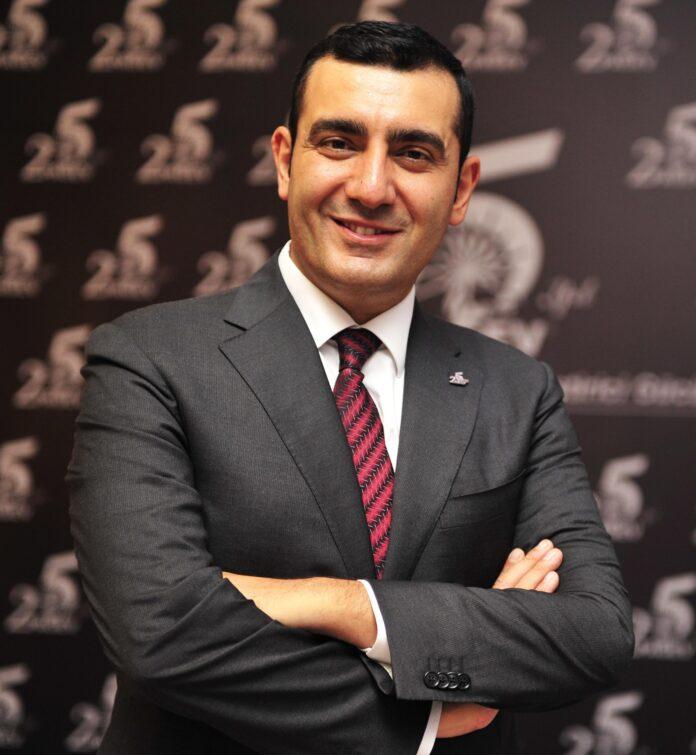 PAGEV president Yavez Eroglu
